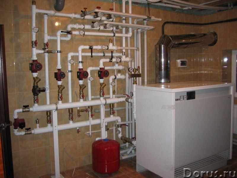 Установка: сантехники, отопления, канализации и т.п. тел:8 904 598 06 78 - Сантехника - Любые отдело..., фото 1