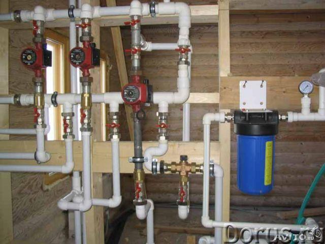 Отделка, ремонт, строительство, сантехника, отопление, натяжные потолки любой сложности, установка и..., фото 1