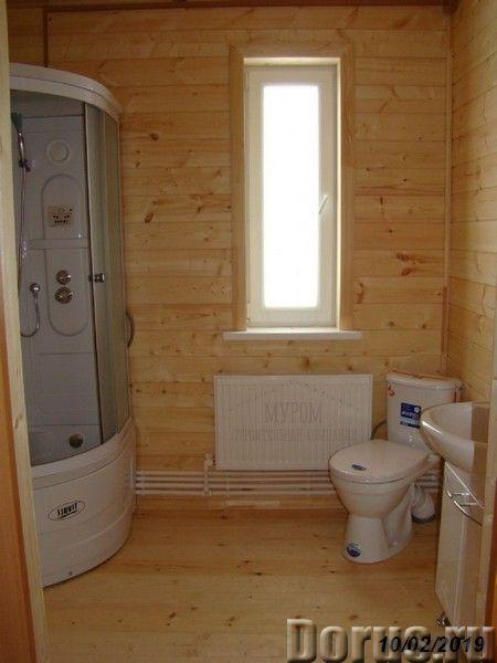 Баня для дачи - Строительные услуги - Каркасная баня с мансардой – это оптимальное решение жилищного..., фото 3