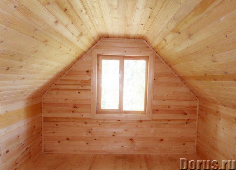 Баня для дачи - Строительные услуги - Каркасная баня с мансардой – это оптимальное решение жилищного..., фото 5