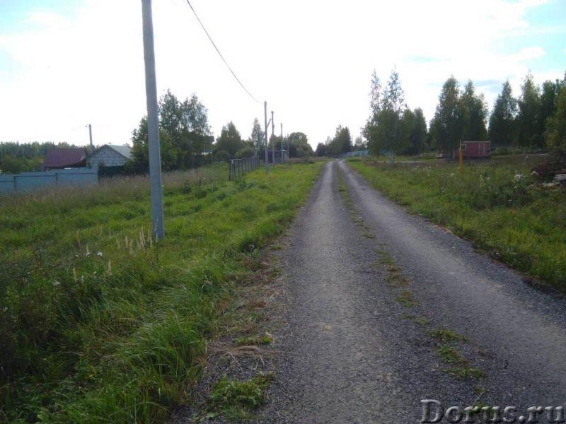 Участок 25 соток д. Володино, 115 км от МКАД - Земельные участки - Ярославское направление, 115 км о..., фото 3